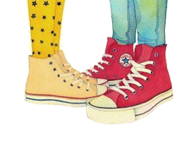 Converse PNG hechos PNG por mi by Marianevic