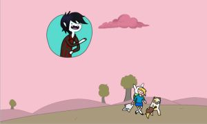 Oh Marshall Lee... by xXangelbiteXx