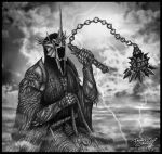 LOTR : Witch King of Angmar by Francisgenois