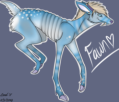 ::-Fawn-:: by Xx-Lord-V-xX