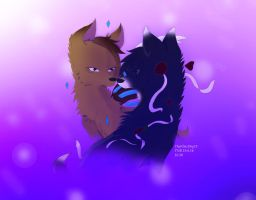 :: This Sweet Space Between Us :: by ThatOneDog13