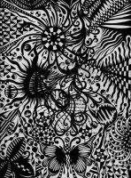 Chaotic Visions by inthename by twotonearmy