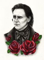 Sir Thomas Sharpe by LiubovKorotkova