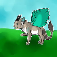 Earth Critter by Tails-Crossing
