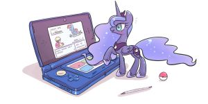 3DS Luna by joycall3