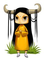 Chinese zodiac revisited - Ox by ered