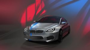 Quick Render - BMW M6 Gran Coupe by KhoaSV
