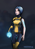 Maya - Borderlands 2 by VaultMan