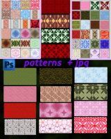 patterns for photoshop by roula33