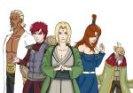 Five Kage by Katong999