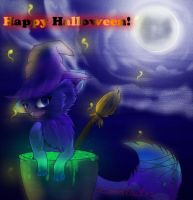 Happy Halloween 2012!!! by GlaceTheCat
