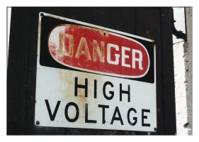 High voltage by Nohbudy