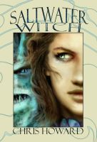 Saltwater Witch Book Cover by the0phrastus