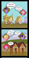 MLP:FIM Rarity's Embarrassing Secret by PerfectBlue97
