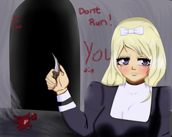 Don't Run From Belarus by NaruSakuLove1234