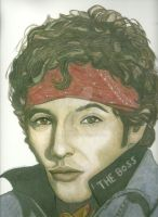 Bruce Springsteen In Color by donna-j