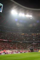 Allianz Arena II by sibbl