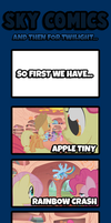 Sky Comics - And Then For Twilight... by SapphireSkies24