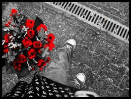 roses for you by razorbladeROMANZE