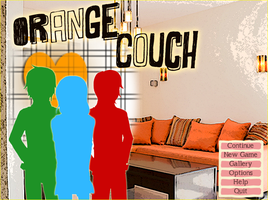 Orange Couch - Visual Novel by AKreiko