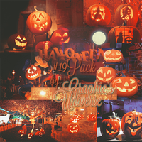 Texture Pack #19 Halloween by Graphic's Universe by GraphicsUniverse