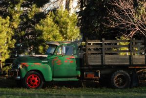 Chevy Farm Truck - Orem, Utah by houstonryan