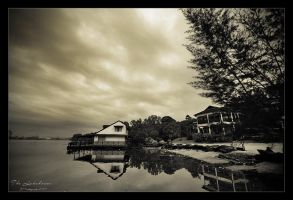 The Lakehouse... by CommanderDex