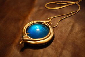 Blue Sky Sapphire - My Otome by Vogelkop