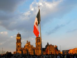Mexico City by luchomemucho