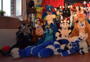 Pickle: GLC Group Photo by CuriousCreatures