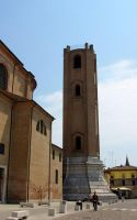Comacchio tower by st2wok
