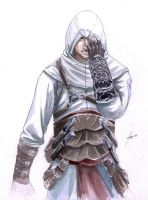 Altair_Assassins_Creed by Izaskun