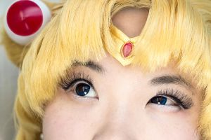 Sailor Moon - eye by cairesj
