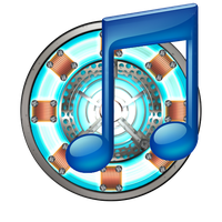 Itunes Arc Reactor Icon by AlmightyElemento