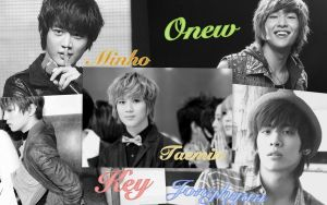 SHINee Wallpaper Collection by kittyloveskpop