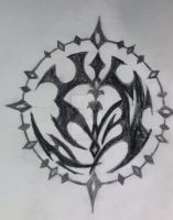 That seal from Pandora Hearts by Silverfoxx18