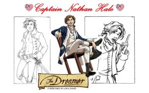 Nathan Hale Desktop, Revised 1 by Imalshen