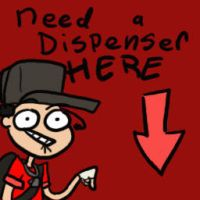 NEED A DISPENSAH by Karek