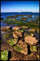 mar di livorno by the-drow