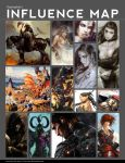 Influence map by krysdecker