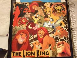 Lion King Collage by BourneRider