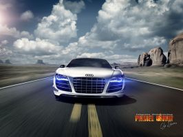 Audi R8 by SFC-Auratus