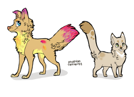 Adoptables by HappyDucklings