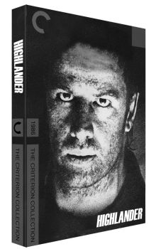 Highlander: Criterion Release by aphterbuck