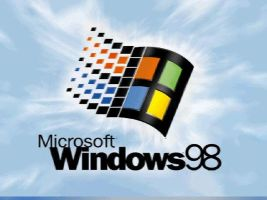 Windows 98 Bootskin by sedzia94