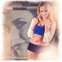 ZZ M. MALKOVA by MAR10MEN