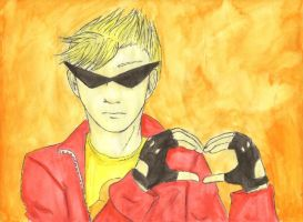 Dirk Strider by shadowxneji