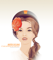 Motto Cycling by firmacomdesign