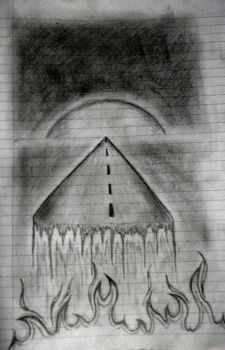 Highway to Hell by AreWeTheWaiting13