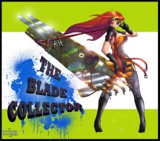 the blade collector by jam-bad